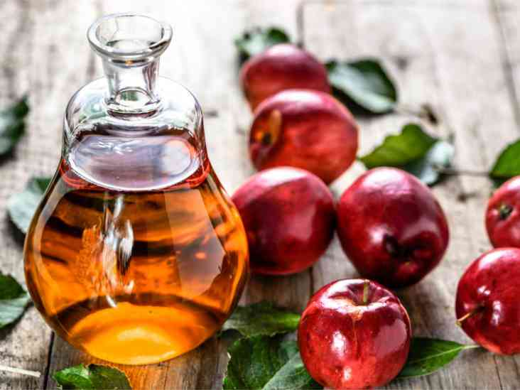 apple cider vinegar. this is one of the ways to help grow dogs hair back