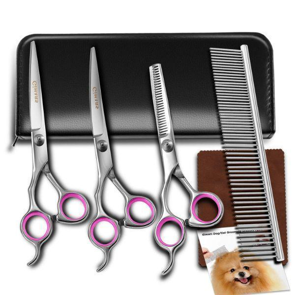 How to Groom A Dog at Home with Scissors? |