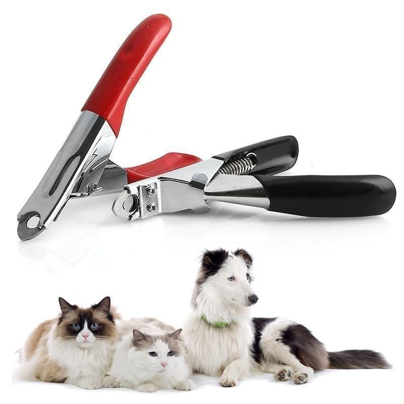 Superclipper for a safe trimmimg experience for your dog and to avoid a dog cracked nail.