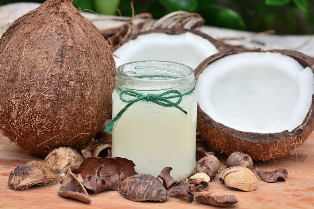 coconuts with a -How to Clean Your Dog's Teeth
