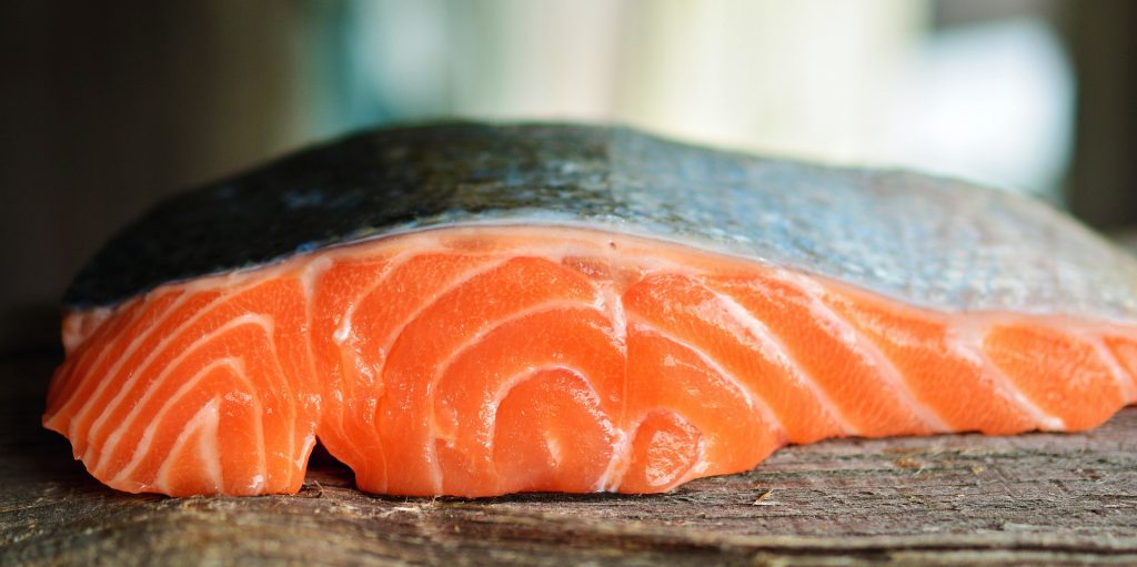 salmon slice-Foods Safe for Dogs ' Consumption