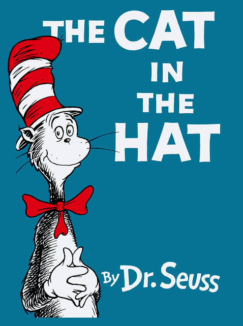30 DIY Halloween pet costumes- Dr. Suess's The Cat in the Hat