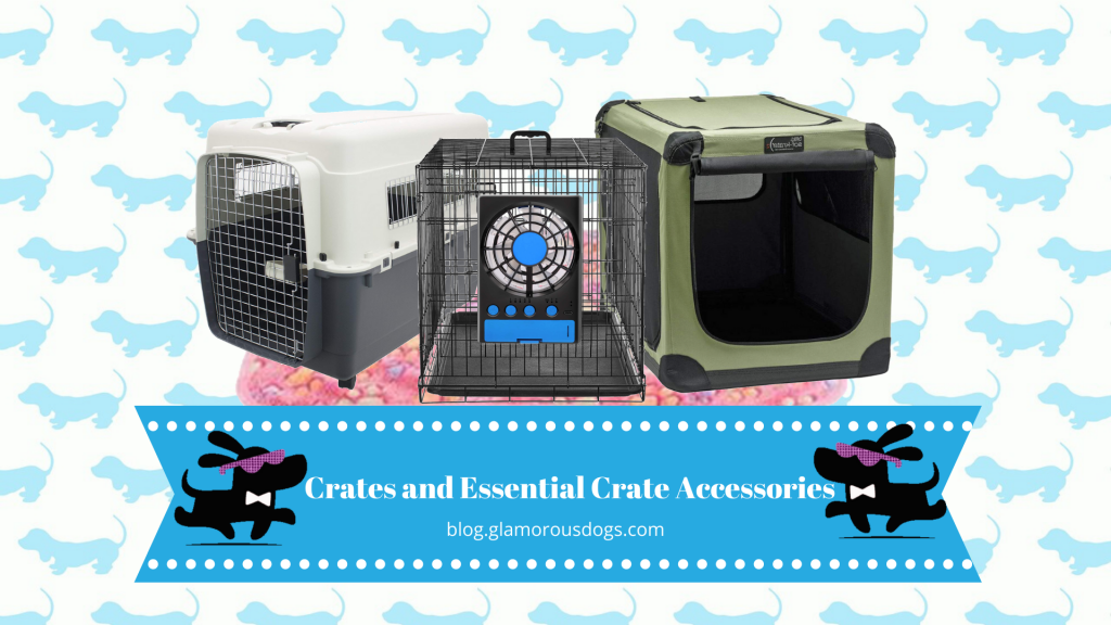 Crates and essential crate accessories