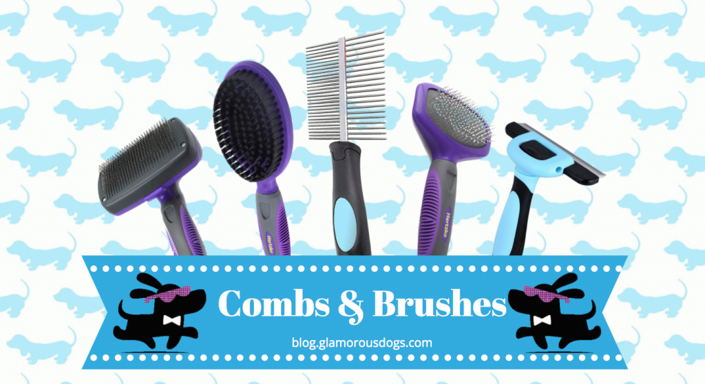 Combs and Brushes for Dogs