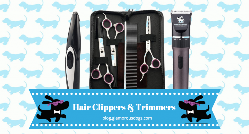Hair Clippers and Trimmers for Dogs
