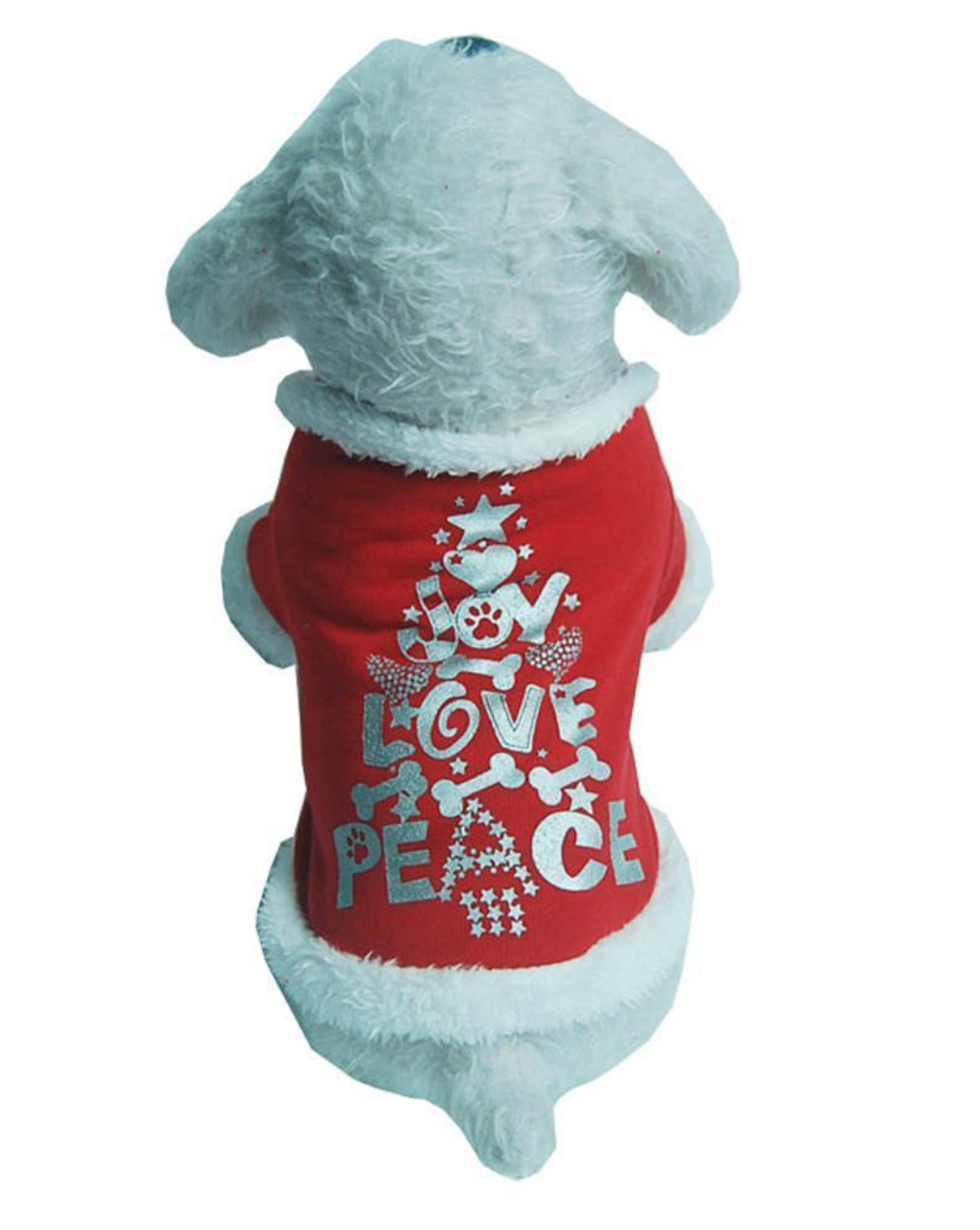 18 Ugly Christmas Sweaters Your Dog Can Rock |