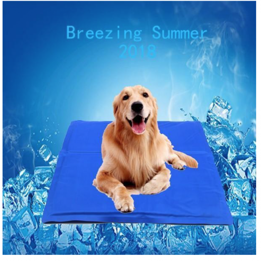 summer cooling gel pad for pets