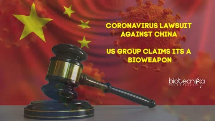 Did the US File a $20 Trillion Lawsuit Against China For Creating the COVID-19 Bioweapon?  