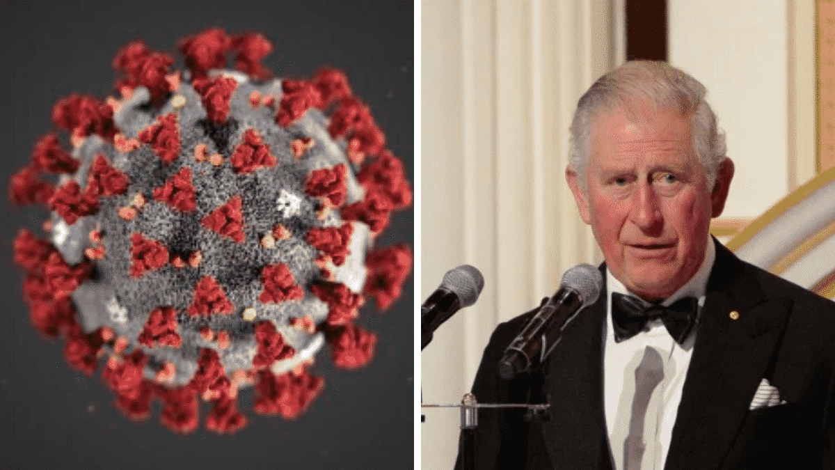 No One is Safe; Prince Charles Has The Coronavirus |