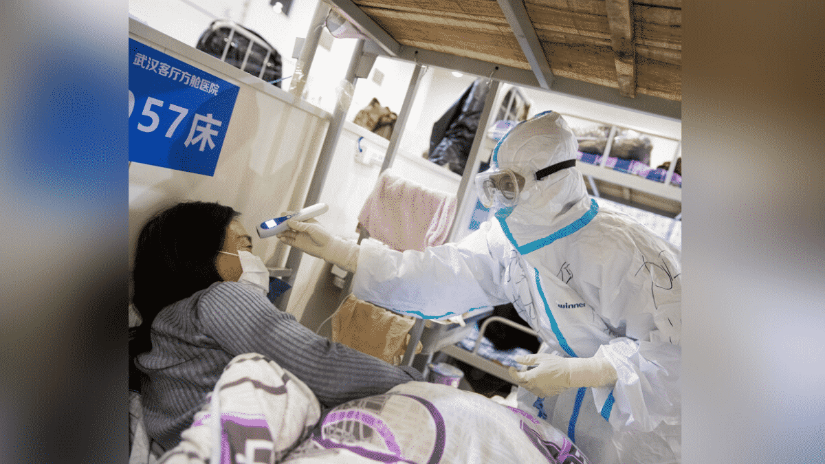 "A Woman from Wuhan is Identified as""Patient Zero"" for Coronavirus 