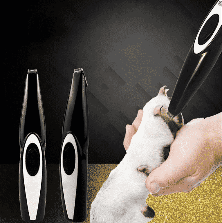 PowerTrim: The Best Dog Hair Trimmer for sensitive areas