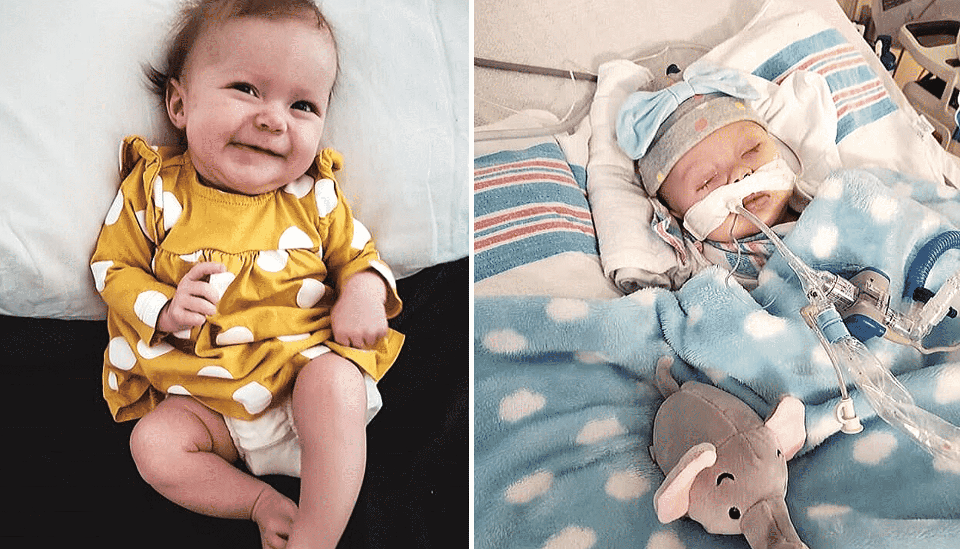 A Heartbroken Mother Says Her Two-Months-Old Daughter Suddenly Stopped Breathing Due to COVID-19!
