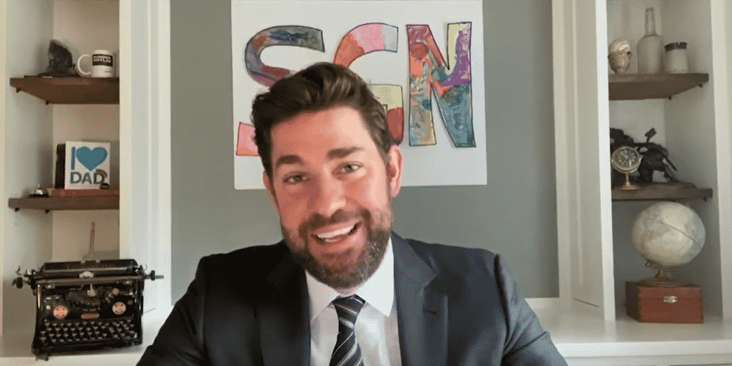 You Will Not Be Able To Stop The Happy Tears While Watching John Krasinski's Some Good News |