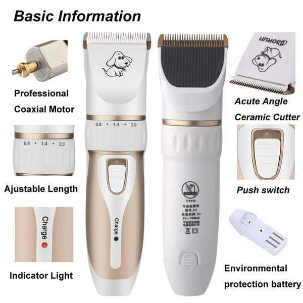 The 6 Best Dog Clippers for Matted Hair in 2020 - A Simple Buyer's Guide |