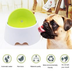 2 in 1 Innovative No-Spill Pet Bowl GlamorousDogs