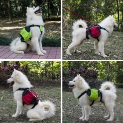 Hiking Dog Backpack