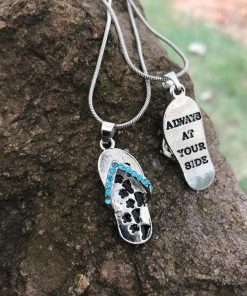 Always at Your Side Necklace | Best Gift for Dog Lovers July Test GlamorousDogs