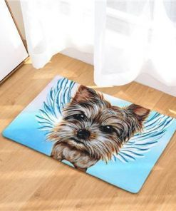 Angel Dog Door Mat | Best Gift for Dog Lovers Dog doormat Stunning Pets 13 20in x 31in