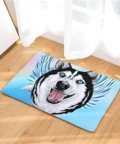 Angel Dog Door Mat | Best Gift for Dog Lovers Dog doormat Stunning Pets 4 20in x 31in