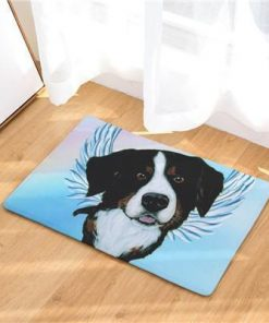 Angel Dog Door Mat | Best Gift for Dog Lovers Dog doormat Stunning Pets 5 20in x 31in