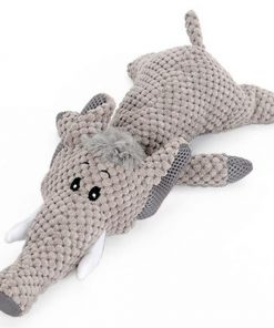 Animals Chewing Toy Stunning Pets Gray M