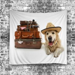 Animals Lovers Cool tapestry Home accessories Stunning Pets Type 1 150cm L 130cm W