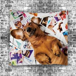Animals Lovers Cool tapestry Home accessories Stunning Pets Type 6 150cm L 130cm W