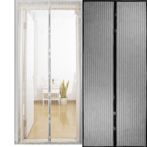 Anti-insect Magnetic Screen Door Stunning Pets