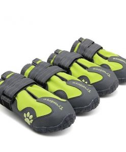 "Anti-mud Dog Shoes | Amazing Shoes for Your Lovely Pooch!! GlamorousDogs 1# (1.30""x1.54) Green"