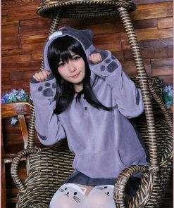Autumn Winter Ear Cat Hoodie Outfit Stunning Pets