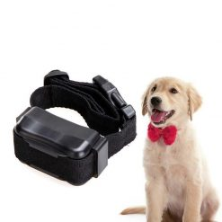 Bark Stop Collar No Bark Electronic Collar Rechargeable Stunning Pets