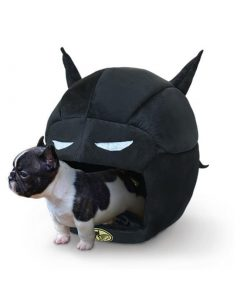 Batman's Dog House| Super Hero Dog Bed Stunning Pets
