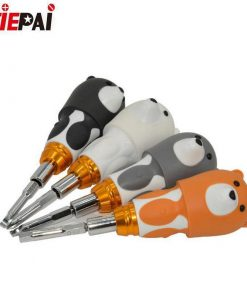Bear Shape 6 in 1 Screwdriver Set Stunning Pets