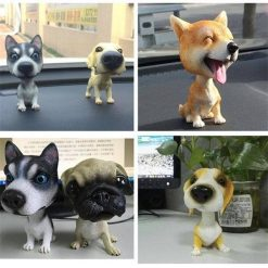 Best Decorative Bobblehead Dog Car/Home Toy | Free Shipping Stunning Pets