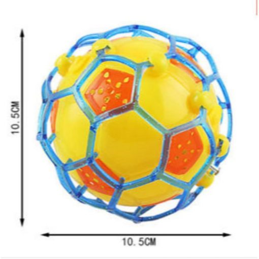 Bouncing Ball with LED Lights and Music For Kids Stunning Pets