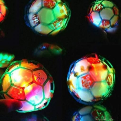 Bouncing Ball with LED Lights and Music GlamorousDogs