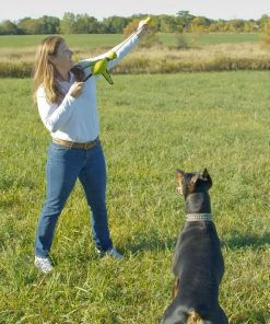 Bungy neck launches duck up to 100 feet slingshot duck Stunning Pets