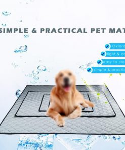 Car Seat Cooling Mat July Test ATC GlamorousDogs