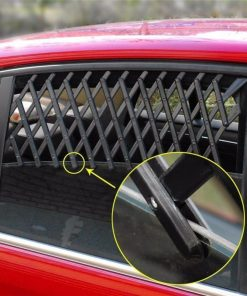 Car Window Fence For Pet Safety Stunning Pets
