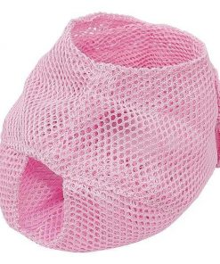 Cat Grooming Protection Mask Stunning Pets Pink L