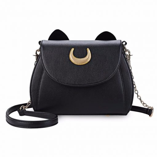 Cat Luna Moon Bag Glamorous Dogs Shop - Glamorous Accessories for Your Dog + FREE SHIPPING black Brand Bag