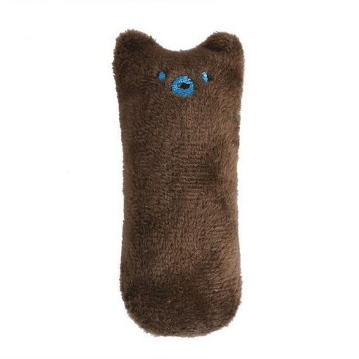 Catnip Bed Buddies Stunning Pets Coffee Color