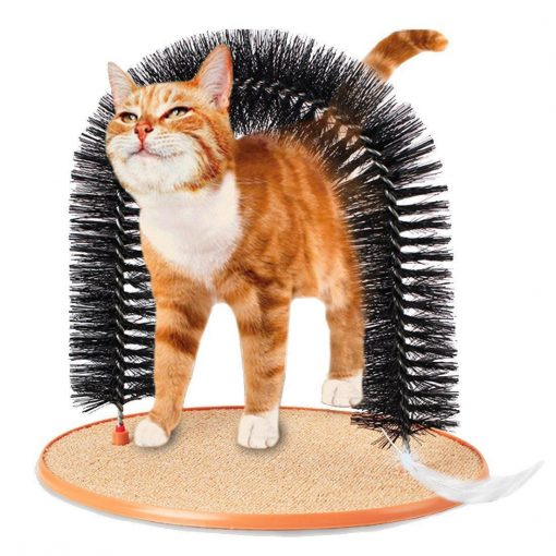 Cat Self groomer and Massager Stunning Pets