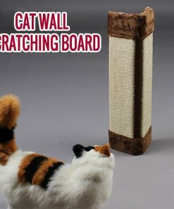 Cat Wall Scratching Board Stunning Pets