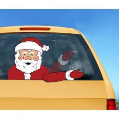 Christmas Wiper Decals Car Decorations Christmas Car Wiper Tip Top Bargains Store