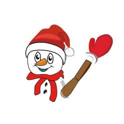 Christmas Wiper Decals Car Decorations Christmas Car Wiper Tip Top Bargains Store Snowman