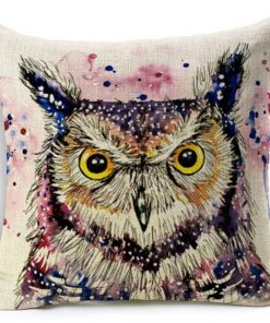 Colorful Pet Lover Cushion Stunning Pets 11