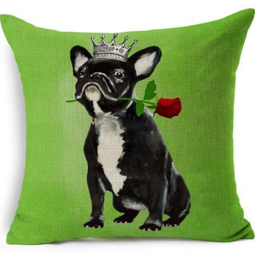 Colorful Pet Lover Cushion Stunning Pets 14