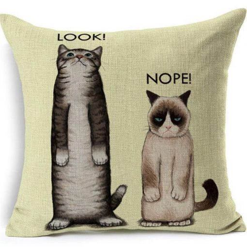 Colorful Pet Lover Cushion Stunning Pets 2