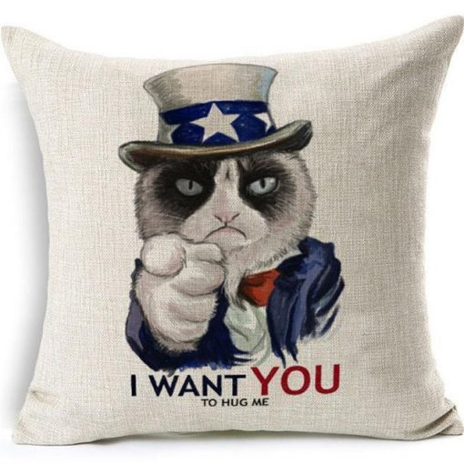 Colorful Pet Lover Cushion Stunning Pets 5